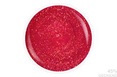 Jolifin LAVENI Shellac - watermelon Glitter 12ml
