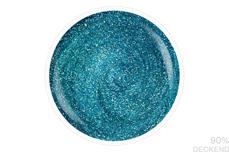 Jolifin LAVENI Shellac - sparkle chrome hologramm türkis 12ml