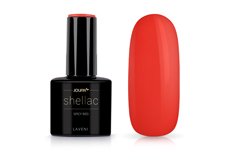 Jolifin LAVENI Shellac - spicy red 12ml