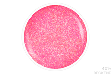 Jolifin LAVENI Shellac - princess Glitter 12ml