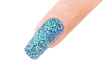 Jolifin LAVENI Ocean Glitter - türkis