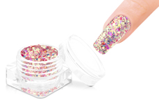 Jolifin Sunset Glitter - magenta