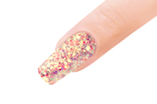Jolifin Sunset Glitter - coral