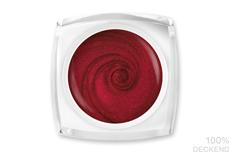 Jolifin LAVENI Farbgel - metallic red 5ml