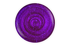 Jolifin Spider-Line Gel - purple Glimmer 5ml