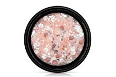 Jolifin LAVENI Crystal Glitter - pastell-peach