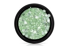 Jolifin LAVENI Crystal Glitter - pastell-mint