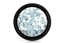 Jolifin LAVENI Crystal Glitter - pastell-blue