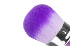 Jolifin Staubpinsel premium - lila zusammensteckbar