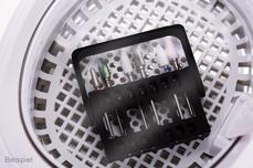 Jolifin Bithalter für Ultraschallgeräte - schwarz