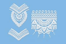 Jolifin LAVENI White Elegance Tattoo Nr. 5
