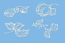 Jolifin LAVENI White Elegance Tattoo Nr. 8