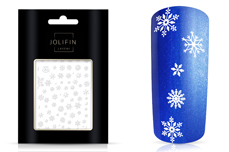 Jolifin LAVENI Christmas Sticker - Tiny snowflakes Nr. 2