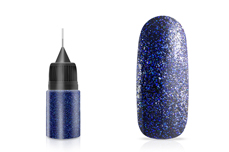 Jolifin LAVENI Diamond Dust - Nightshine blue hologramm