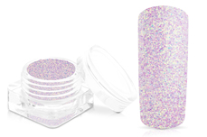 Jolifin Pastell Glitter - lavender