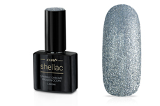 Jolifin LAVENI Shellac - sparkle chrome frozen ocean 12ml