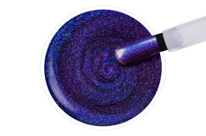 Jolifin LAVENI Shellac - Cat-Eye 5D FlipFlop purple & blue 12ml