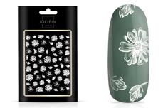 Jolifin LAVENI XL Sticker - White 7