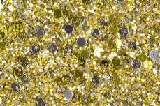 Jolifin LAVENI Sparkle Glitter - silver-gold