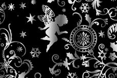 Jolifin Metallic Tattoo - Christmas Nr. 7