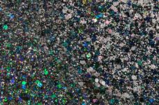 Jolifin Disco Ball Glitter - black