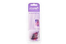 Airbrush Tips Purple Snowflake