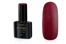 Jolifin LAVENI Shellac - shiny cherry 12ml