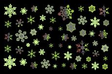 Jolifin Christmas Sticker - Nightshine Nr. 1