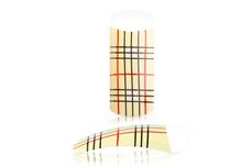 Airbrush Tips Caramel Stripes
