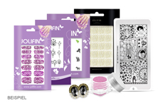 Jolifin Nailart-Set Surprise I - Oktober