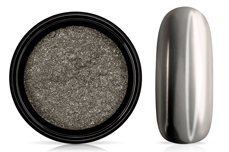 Jolifin Super Mirror-Chrome Pigment - warm silver