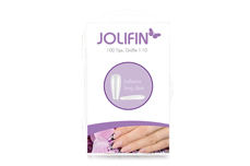 Jolifin 100er Tipbox Press-On Ballerina long
