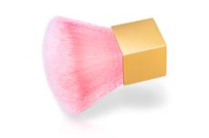 Jolifin LAVENI Staubpinsel - rosé matt