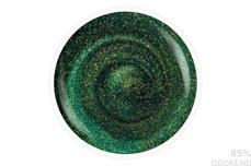 Jolifin LAVENI Shellac - Cat-Eye ocean smaragd 12ml