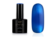 Jolifin LAVENI Shellac - Cat-Eye deep ocean 12ml