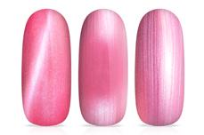 Jolifin LAVENI Shellac - Cat-Eye pink 12ml