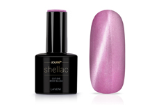 Jolifin LAVENI Shellac - Cat-Eye rosy blush 12ml