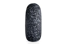 Jolifin Glitterpuder - almost black