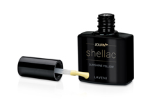 Jolifin LAVENI Shellac - sunshine yellow 12ml