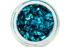 Jolifin Glitter Drops blau