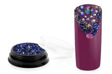Jolifin LAVENI Luxury Pearl Mix - blue