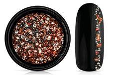Jolifin LAVENI Luxury Pearl Mix - copper