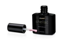 Jolifin LAVENI Shellac - rosy delight 12ml