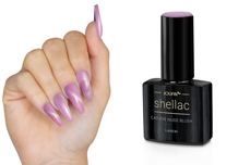 Jolifin LAVENI Shellac - Cat-Eye nude blush 12ml