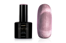 Jolifin LAVENI Shellac - Cat-Eye nude rose 12ml