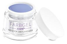 Jolifin Wetlook Farbgel grey-lavender 5ml