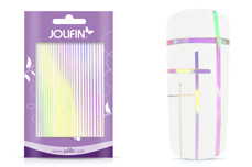 Jolifin Aurora Sticker - Stripes diamond