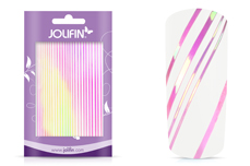 Jolifin Aurora Sticker - Stripes sweet candy