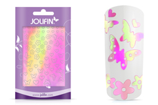 Jolifin Aurora Sticker - Butterfly Mix sweet candy