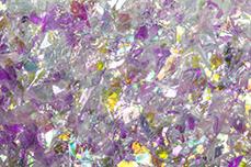 Jolifin Glitter Flakes lila